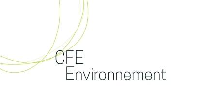 Logo CFE environnement